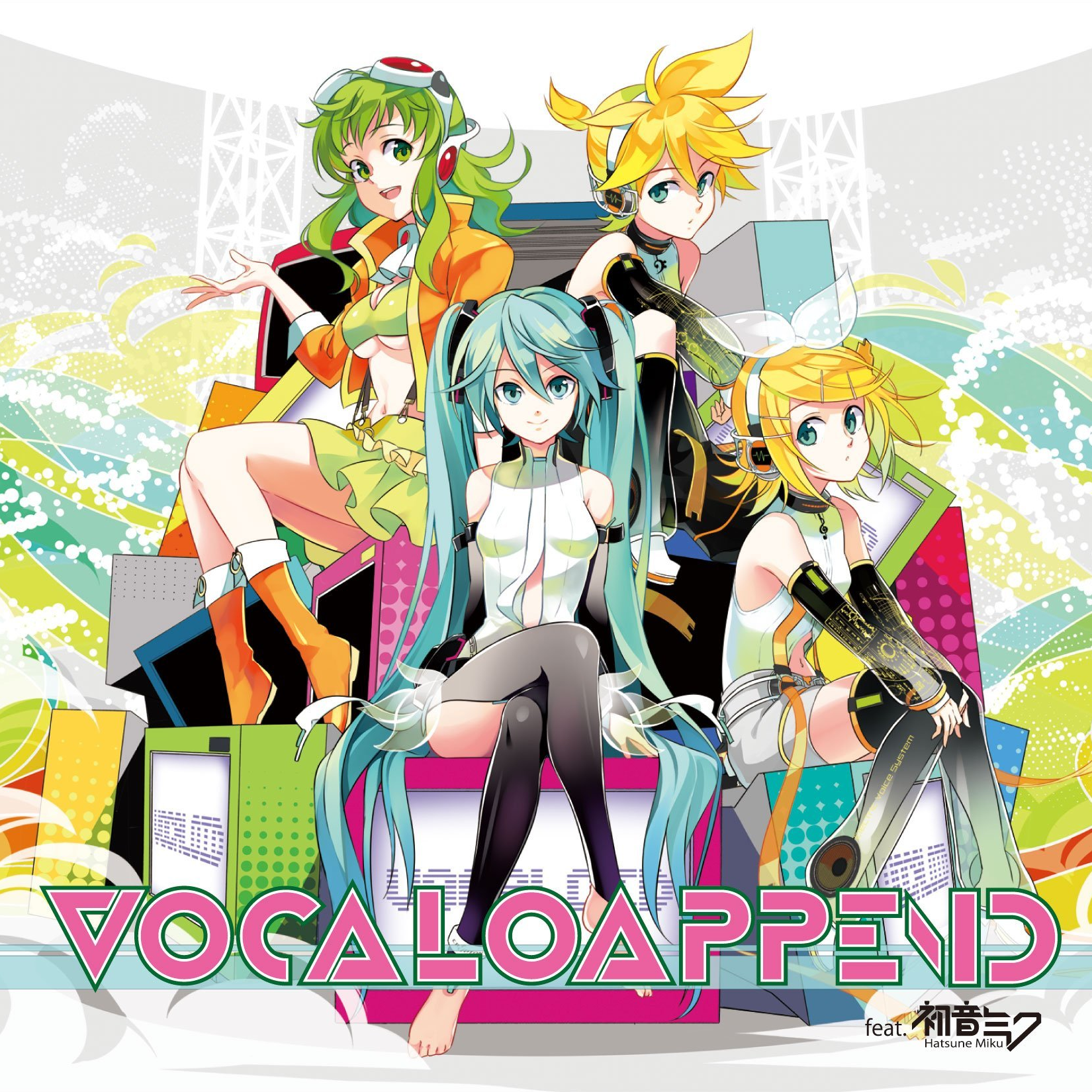 VOCALO APPEND feat. 初音ミク -...