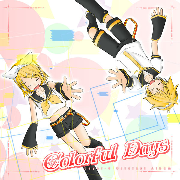 Colorful Days - As'257G, Sound...