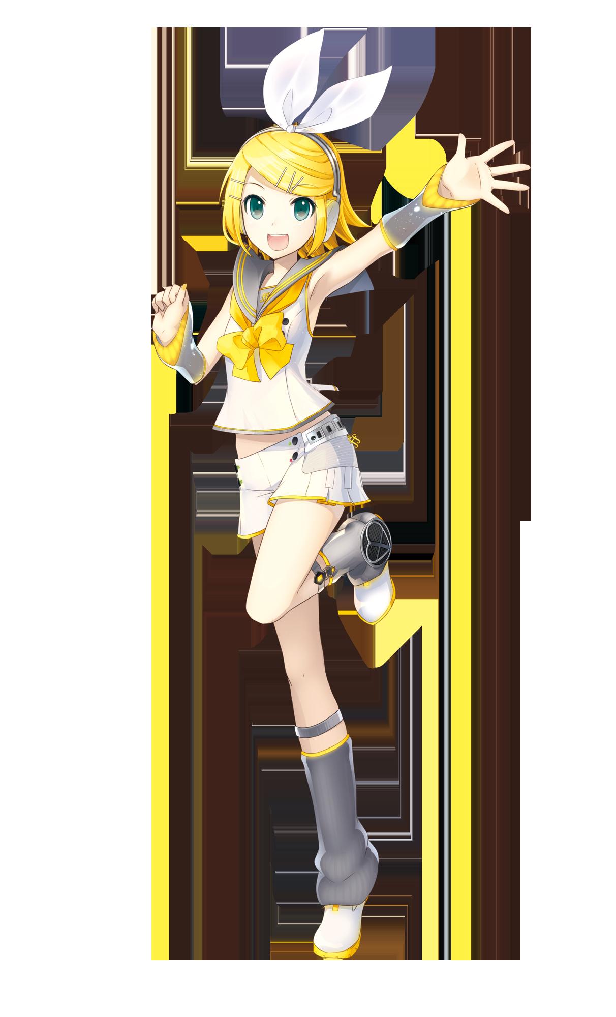 鏡音リン V4 (English) - Vocaloid Database